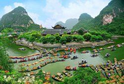 Geotec Hanoi - Trang An Cave - Bai Dinh Pagoda